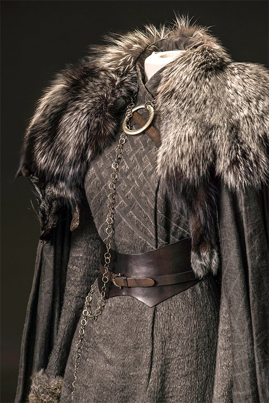 Game of Thrones - Sansa Stark Winterfell Costume
