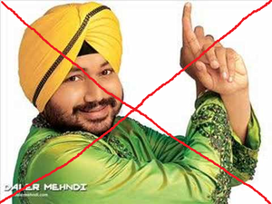 I Don't Like Daler Mehndi anymore!