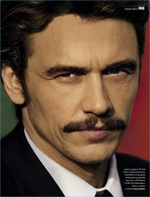 James Franco - GQ Italy Photoshoot - 2016