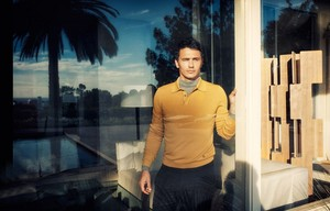 James Franco - প্রতীকী Magazine Photoshoot - 2013