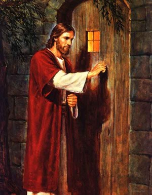 Jesus The Visitor