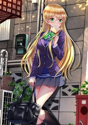 Karen Tendou gamers light novel 40618927 300 425
