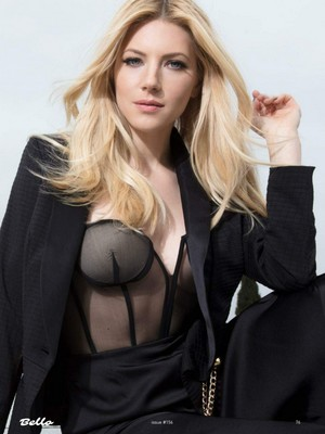 Katheryn Winnick ~ Bello ~ August 2017