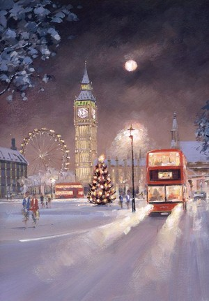Londres At Christmas