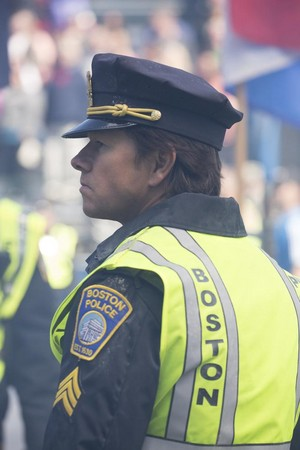 Mark Wahlberg as Tommy Saunders in Patriots Day (2016)