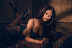 Megan Fox ~ Frederick's Of Hollywood Campaign (HQ)