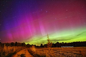 Northern Lights, Poland
