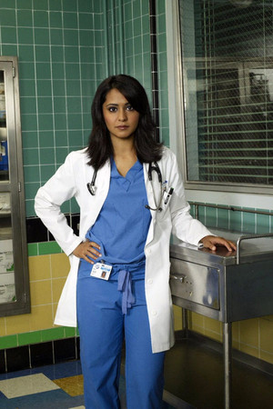 Parminder Nagra as Neela Rasgotra in ER