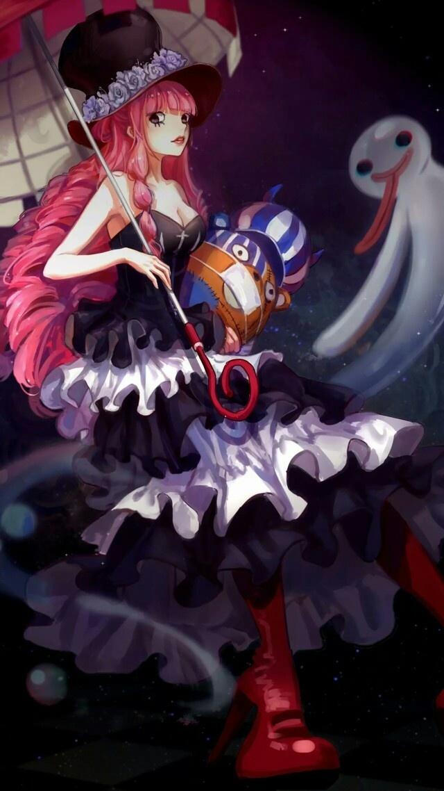 Perona - One Piece Fan Art (40625718) - Fanpop