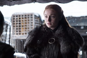 Sansa Stark 7x06 - Beyond the Wall