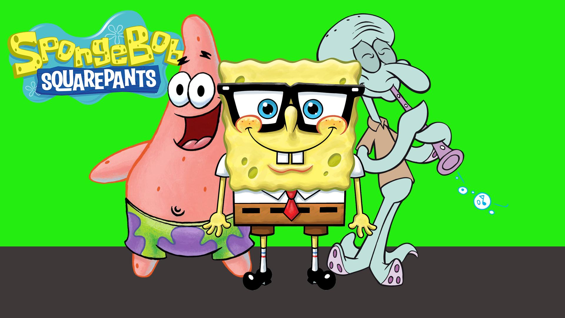 Spongebob Patrick And Squidward Spongebob Squarepants Achtergrond 40611090 Fanpop Page 10