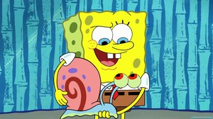 Spongebob and Gary