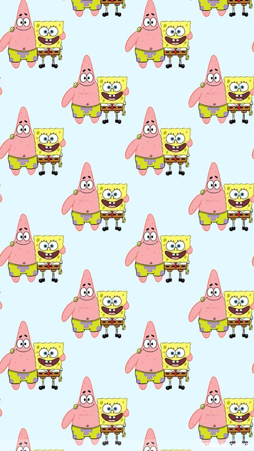 Spongebob and Patrick spongebob squarepants 40628643 500 887