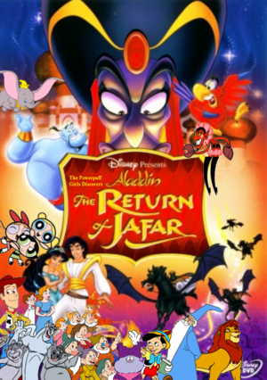 The Powerpuff Girls Discover the Return of Jafar