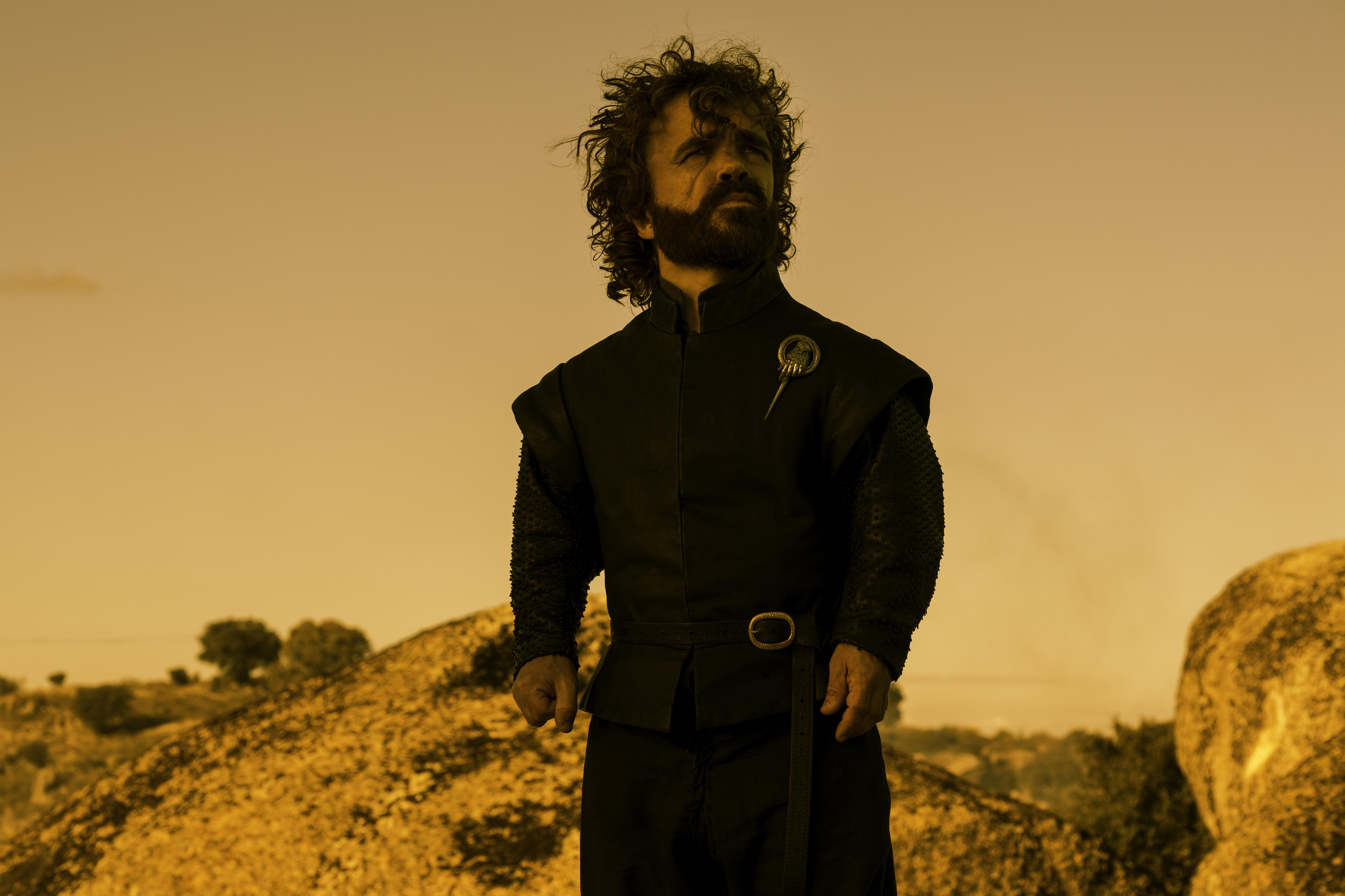 Tyrion Lannister 7x04 - The Spoils of War