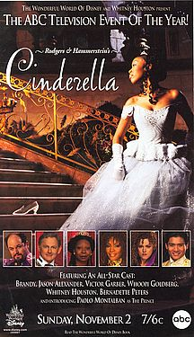 Promo Ad, For 1997 Musical, cenicienta