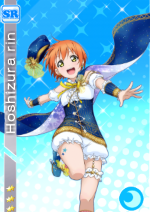 l'amour live card design rin