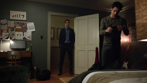6x15 ~ Pressure Test ~ Scott and Rafael