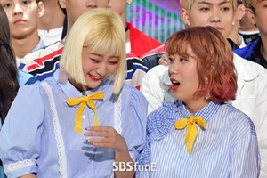 Bolbbalgan4 win 1st with 'Some' on The 表示する