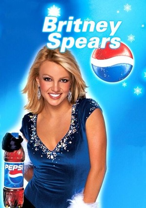 Britney Spears Pepsi Ads