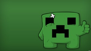 Creeper wallpaper Minecraft 37763091 1920 1080