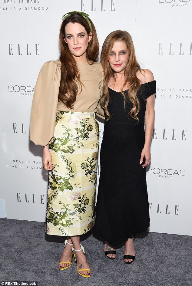 ELLE 24th Annual Women in Hollywood bash