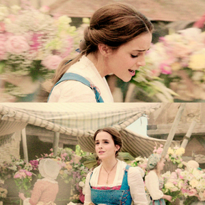 Emma as Belle(BATB)