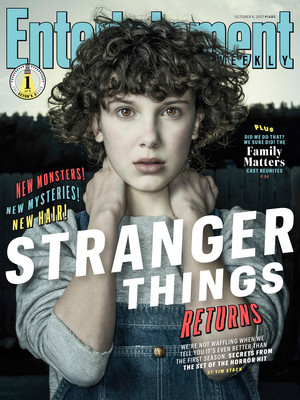 Entertainment Weekly Cover ~ Eleven