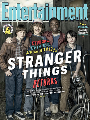 Entertainment Weekly Cover ~ The Boys