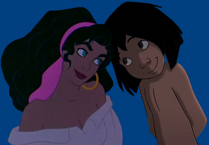 Esmeralda Have Mowgli Like Boyfriend