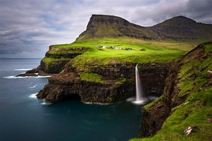 Faroe Islands, Finland