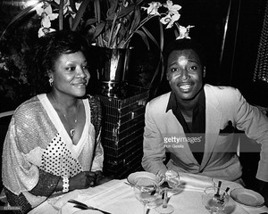 George Benson And His Wife, Johnnie