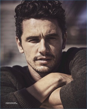 James Franco - GQ Australia Photoshoot - 2017