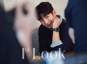 Ji Chang Wook 1st Look Magazine vol. 141