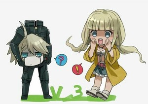 Keebo and Angie (Keeboy and Angel)