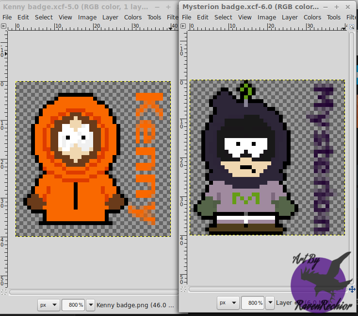 Kenny And Mysterion South Park Fan Art 40759977 Fanpop Page 6