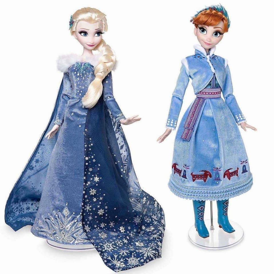 Disney Limited Edition Dolls Images Le Olaf S Frozen Adventure Hd Wallpaper And Background Photos