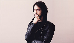 Luke Pasqualino in Matches Fashion Photoshoot