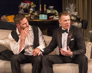 "LukeMacfarlane in the New Play ""Big Night"""
