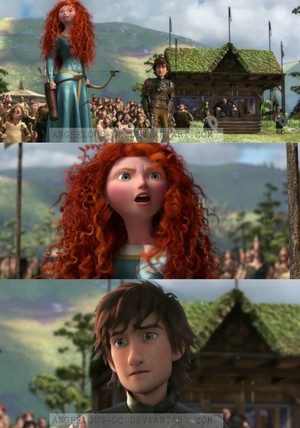 Merida/Hiccup