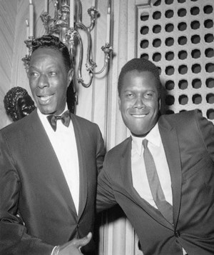 Nat And Sidney Poitier