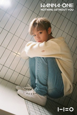 Park Ji Hoon for 'Nothing Without You' teasers