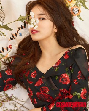 SUZY COVERS OCTOBER 2017 COSMOPOLITAN