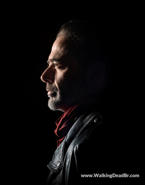 Season 8 Character Portrait #2 ~ Negan