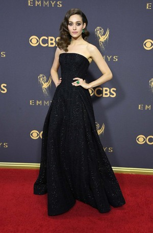 Shameless Cast at 2017 Emmy Awards Red Carpet