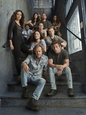 Shameless Season 8 Cast Portrait