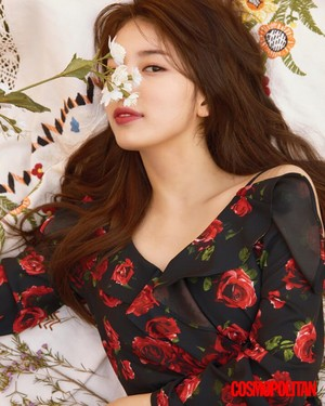 Suzy for Cosmopolitan Magazine October Issue