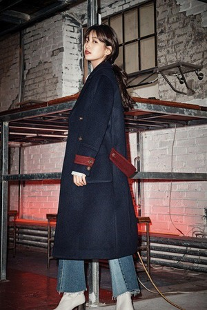 Suzy for GUESS Winter Outer Collection