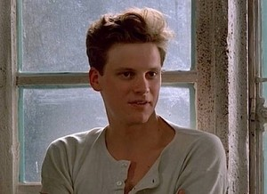 Young Colin Firth