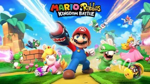 mario and rabbids knigdom battle